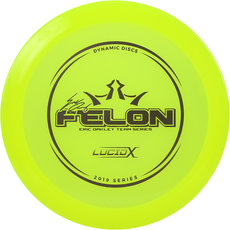 Felon Lucid-X Eric Oakley Team Series 2019