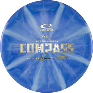 Compass Gold Burst