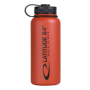 Double-Wall Vacuum-Insulated Water Bottle