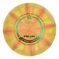 Felon X Blend Ricky Wysocki 2x World Champion Celebration Disc LE