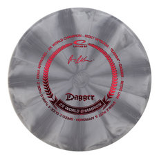 Dagger retro Ricky Wysocki 2x World Champion Celebration Disc LE