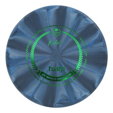 Harp Origio Ricky Wysocki 2x World Champion Celebration Disc