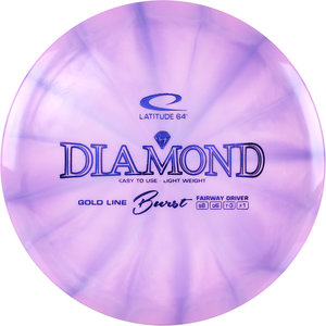 Diamond Gold Burst