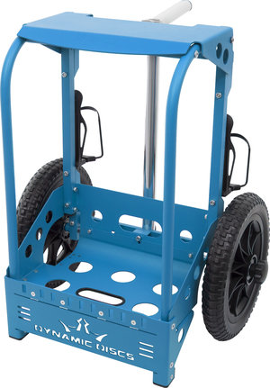 Dynamic Discs Backpack Cart by Züca
