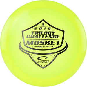 Musket Opto  (Trilogy Challenge Stamp)