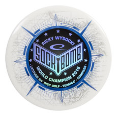 Compass Ricky Wysocki DecoStamp