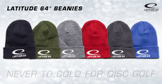 Latitude 64 Knit Beanie Stocking Cap