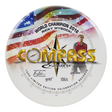 2016 World Champion DecoDye Limited Edition Compass,