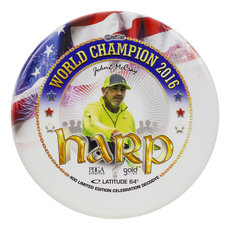 2016 World Champion DecoDye Limited Edition Harp
